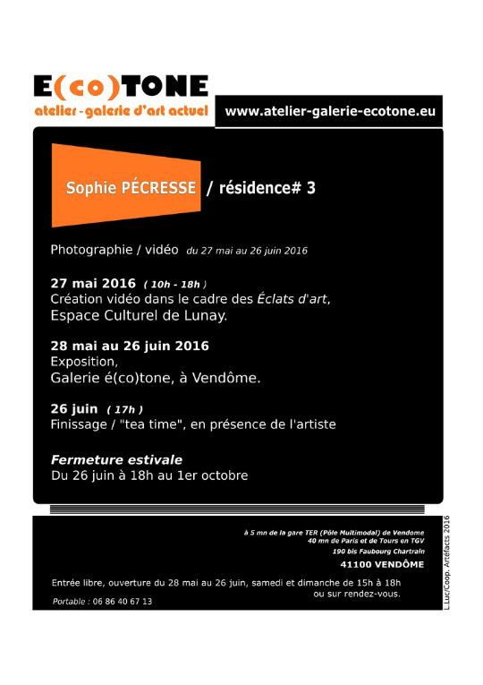 EXPO Sophie Pécresse