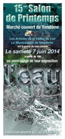 Armelle Flahault - 2014-06-07 -AAVL-''L'EAU''-15e Sa lon de Printemps VENDÔME.jpeg